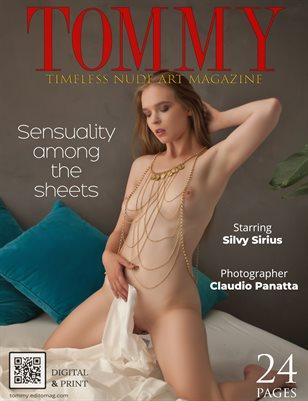 Silvy Sirius - Sensuality among the sheets - Claudio Panatta