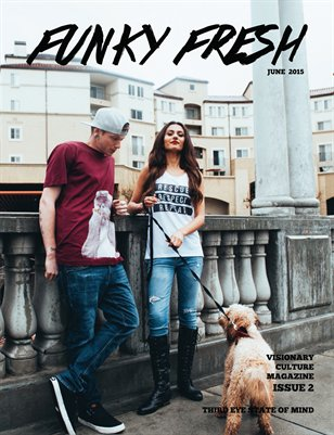 Funky Fresh Magazine Issue 2 June 2015