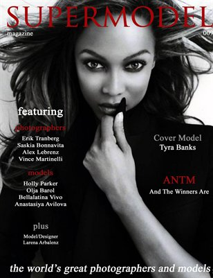 Supermodel Magazine Issue 008