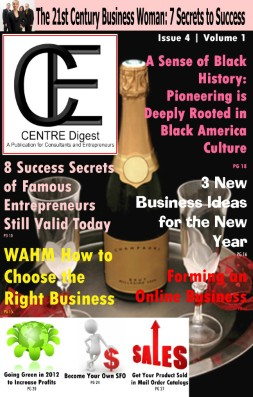 CENTRE Digest Feb. 2012