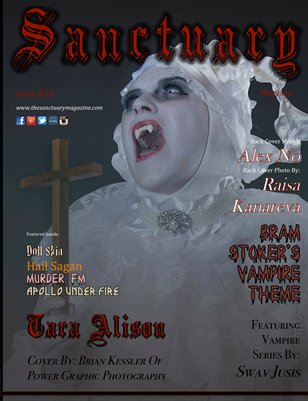 Sanctuary Magazine Issue #25