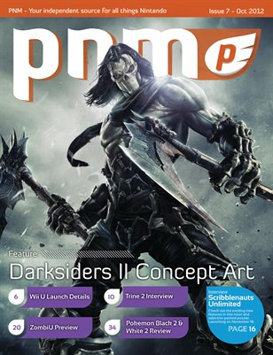 Pure Nintendo Magazine (PNM) Issue 7