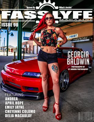 FASS LYFE ISSUE 90 FT. GEORGIA BALDWIN