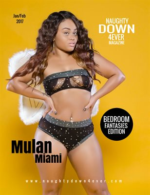 Bedroom Fantasies Dual Cover Issue (February )