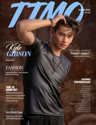 TTMO Magazine - May 2021 - Vol. 4 Issue 5