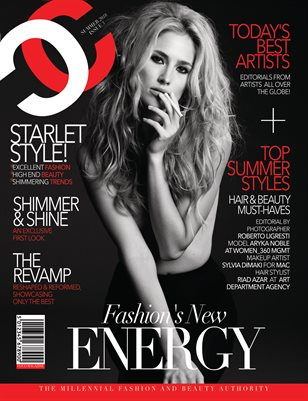 COCO Fashion Magazine - Fashion's New Energy Edition