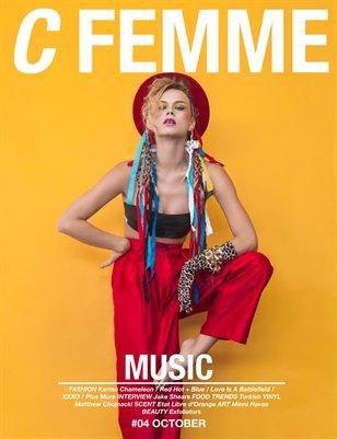 C FEMME #04 (COVER 1)