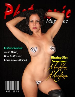 Photogenic Magazine featuring Maddy Medina