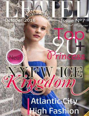 Letiel Magazine 7 part. 1