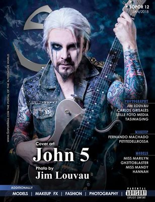 Sopor Magazine - ISSUE 12