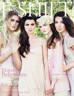 Fashion Shift Magazine SPRING 2014 | COVER 1