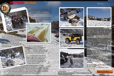 Dirt Hedz P. 3-4 Top-offroaders