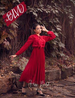 The Blvd Magazine Volume 68 Featuring Michelle