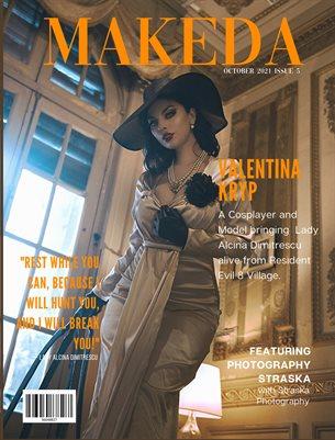 Makeda: Hallloween/Cosplay edition part 1