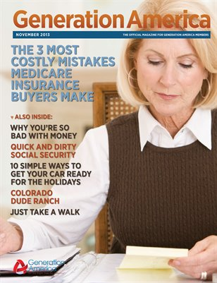 Generation America November 2013 Issue