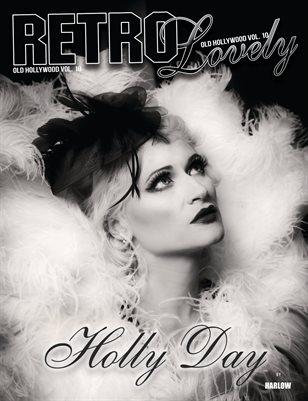 Old Hollywood Volume No.10 – Holly Day Cover