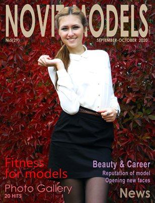 Magazine NOVIT MODELS™ №5/2020