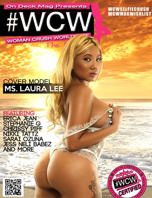 WCW Magazine Issue #2 Cover 2