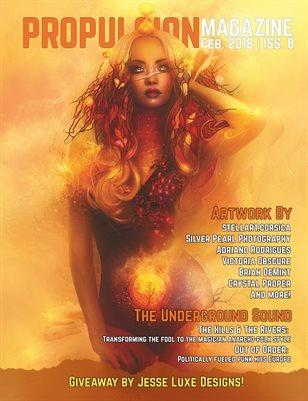 Propulsion Magazine Issue 8 - February 2018
