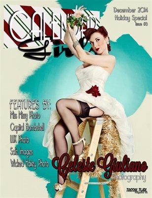 Calendar Girls - Issue Three - December 2014 - Jan Tess