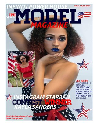 IPH MODEL SEARCH MAGAZINE