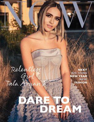 January Issue Tala Aryan