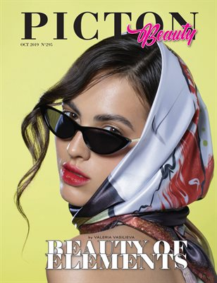 Picton Magazine OCTOBER  2019 N295 Beauty Cover 1