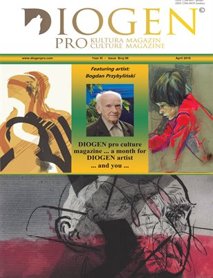 DIOGEN pro culture magazine, No 96, April 2019