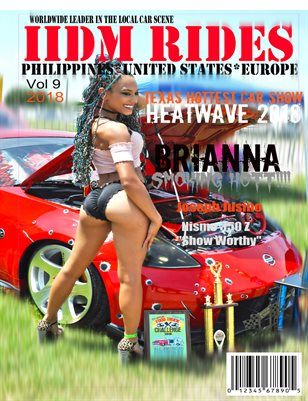 "Vol 9 2018 ""Heatwave"""