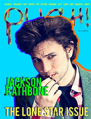 Vol.16  Lone Star Issue/Actor Jackson Rathbone