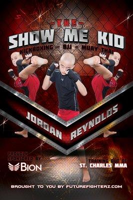 Jordan Reynolds Poster