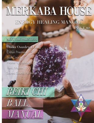 Reiki Chi Ball Manual