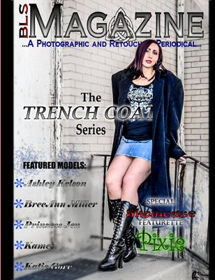 BLS Trench Coat Edition—Ashley Kelson