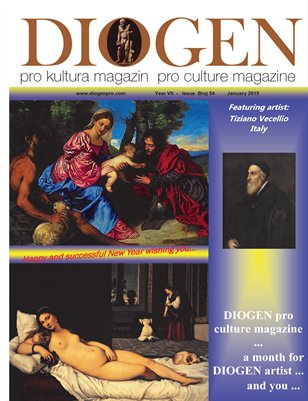 DIOGEN pro art magazine No 54_ January 2015
