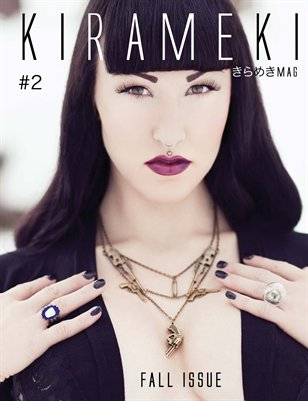 KIRAMEKI MAG FALL ISSUE