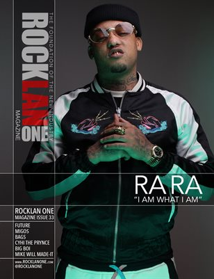 RockLan One Magazine Issue 33