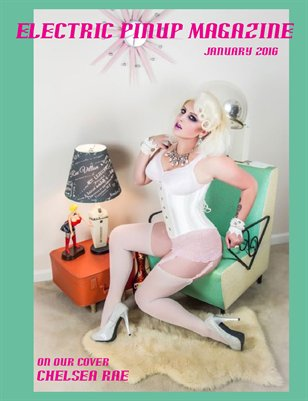Electric Pinup Magazine January 2016