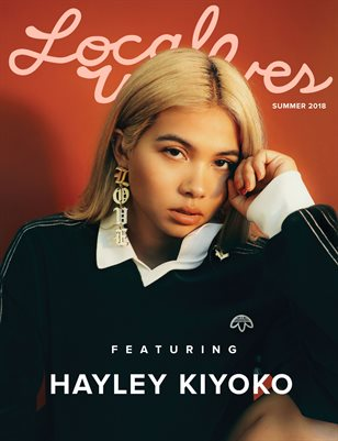 LOCAL WOLVES // ISSUE 55 - HAYLEY KIYOKO