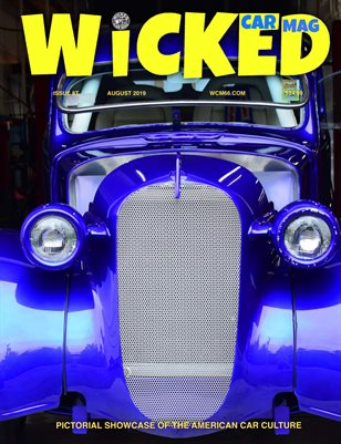WICKED CAR MAG DRIVING THE DIXIE 2019