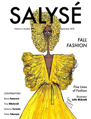 SALYSÉ Magazine | Vol 4 : No 81 | September 2018