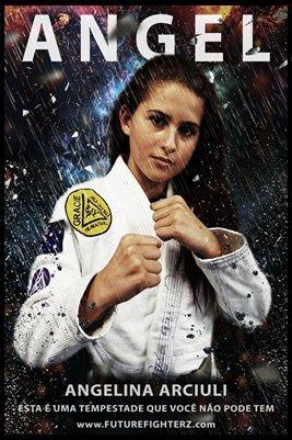 Angelina Rain Poster