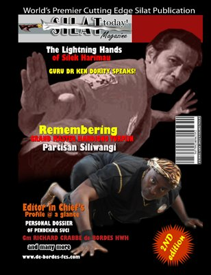 SILAT Today Magazine February 2012 Issue #2