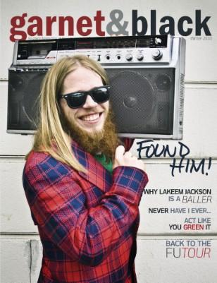 Garnet & Black Winter Issue 2010