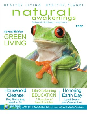 April 2013: Green Living