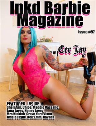 Inkd Barbie Magazine Issue #97 - Cee Jay