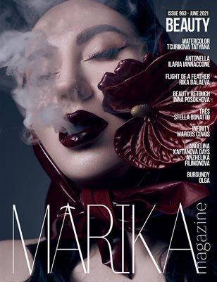 MARIKA MAGAZINE BEAUTY (ISSUE 963 - JUNE)