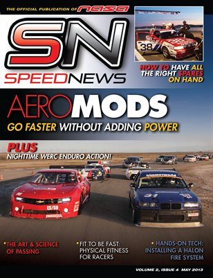 Speed News Magazine May 2013