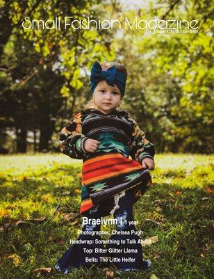 Small Fashion Magazine Issue #29