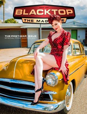 Blacktop Magazine SPE27 - The Post-War Issue