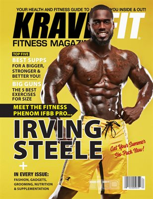 KRAVE FIT #14 THE QUARANTINE ISSUE